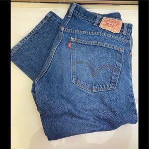 Levi Strauss & Co 517 Blue Jeans W 38 L 32 Cotton
